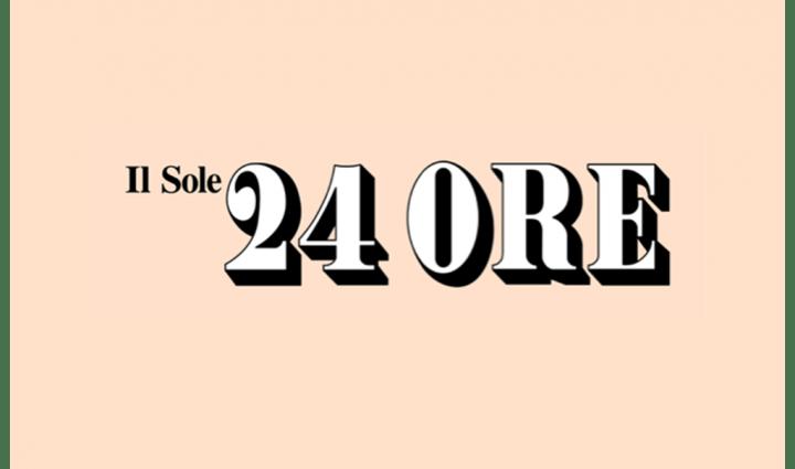 "Today on ""Il sole 24 ORE"""